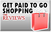 Get Paid to go Shopping